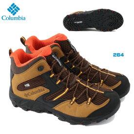 登山靴 コロンビア セイバー4 ミッド アウトドライ ワイド Columbia SABER IV MID OUTDRY WIDE トレッキングシューズ 幅広 ワイドモデル 防水性 ハイキング (Columbia_2019SS) あす楽