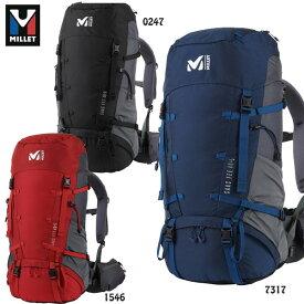 登山 リュック ミレー サースフェー 40L+5L MILLET SAAS FEE 40+5トレッキング バッグ ザック 山登り (ML19) あす楽