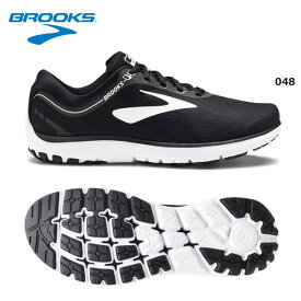メンズ ランニングシューズ ブルックス BROOKS MEN FLOW 7 フロー ブラック×ホワイトマーク B級品 old-bks あす楽 ss-rn50