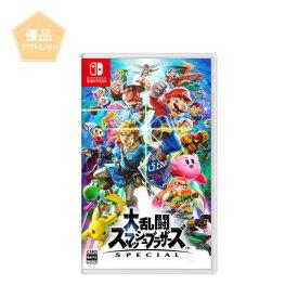 【新品】Nintendo Switch 大乱闘スマッシュブラザーズ SPECIAL 全年齢対象