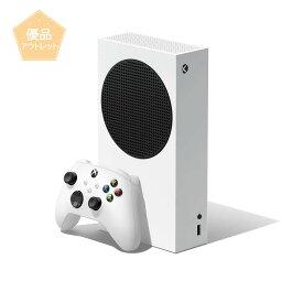 【新品】Microsoft Xbox Series S 白
