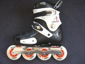 SEBA FRM セバ インラインスケート FR HIGH普及モデル トリック スラローム フリースケートに!