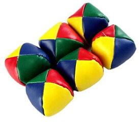 ジャグリング ボール 4色 6個 楽しく 挑戦