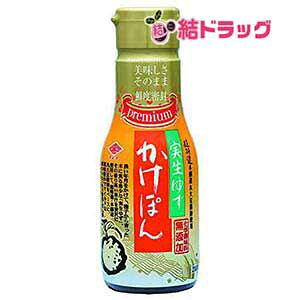 チョーコー醤油 実生ゆず かけぽん 210ml