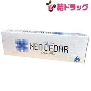 【第(2)類医薬品】ネオシーダー 1カートン(20本入x10個)