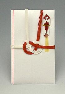 祝儀袋 ■筆耕無料■【御祝い・ご祝儀】〜3万円に最適HB109【赤白:直書き】
