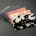 手作り数珠袋【袋タイプ】/数珠入れ/念珠袋 6種類からお選びいただけます