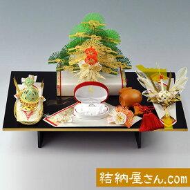 結納-略式結納品- 友禅セット(毛せん付)
