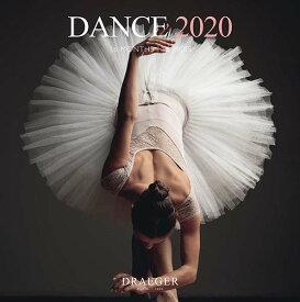 ドレジャー【ラージカレンダー】DANCE(79007934)2020年カレンダー(壁掛けタイプ)ダンス/踊り/優雅/華麗/衣装/イラスト/スケジュール/月曜始まり/日本語/英語/フランス製(中国印刷)/日用品[FSC認証]