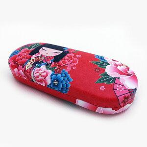 kimmidoll(キミドール)【眼鏡ケース】MIHO(ミホ)(KFJP001)おしゃれ めがねケース かわいいデザインのメガネケース 母の日ギフトや恋人への贈り物におススメなめがね入れ 旅行先や普段使い