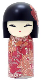 kimmidoll(キミドール)【ドール(リミテッドエディション)】KAZUNA(カズナ)(KGFLE13)こけし人形/フィギュア/かわいい/おしゃれ/輸入雑貨/オーストラリア生まれ