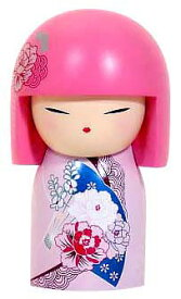 kimmidoll(キミドール)【ドール(L)】TAMAKI(タマキ)(TGKFL058)こけし人形/フィギュア/かわいい/おしゃれ/輸入雑貨/オーストラリア生まれ