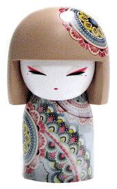 kimmidoll(キミドール)【ドール(L)】HARUYO(ハルヨ)(TGKFL088)こけし人形/フィギュア/かわいい/おしゃれ/輸入雑貨/オーストラリア生まれ