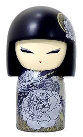 kimmidoll(キミドール)【ドール(L)】KAORI(カオリ)(TGKFL132)こけし人形/フィギュア/かわいい/おしゃれ/輸入雑貨/オーストラリア生まれ