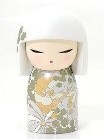 kimmidoll(キミドール)【ドール(L)】AKARI(アカリ)(TGKFL136)こけし人形/フィギュア/かわいい/おしゃれ/輸入雑貨/オーストラリア生まれ