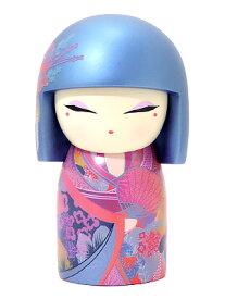 kimmidoll(キミドール)【ドール(L)】SAEKO(サエコ)(TGKFL138)こけし人形/フィギュア/かわいい/おしゃれ/輸入雑貨/オーストラリア生まれ