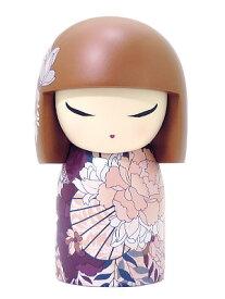 kimmidoll(キミドール)【ドール(L)】SAYA(サヤ)(TGKFL139)こけし人形/フィギュア/かわいい/おしゃれ/輸入雑貨/オーストラリア生まれ