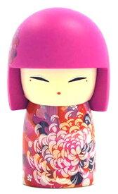 kimmidoll(キミドール)【ドール(S)】MITSUKO(ミツコ)(TGKFS090)こけし人形/フィギュア/かわいい/おしゃれ/輸入雑貨/オーストラリア生まれ