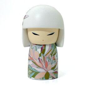 kimmidoll(キミドール)【ドール(S)】AKIKO(アキコ)(TGKFS126)こけし人形/フィギュア/かわいい/おしゃれ/輸入雑貨/オーストラリア生まれ
