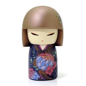 kimmidoll(キミドール)【ドール(S)】SAKURA(サクラ)(TGKFS129)こけし人形/フィギュア/かわいい/おしゃれ/輸入雑貨/オーストラリア生まれ