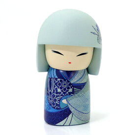 kimmidoll(キミドール)【ドール(S)】MISAKI(ミサキ)(TGKFS130)こけし人形/フィギュア/かわいい/おしゃれ/輸入雑貨/オーストラリア生まれ