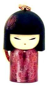 kimmidoll(キミドール)【キーホルダー】YOKA(ヨカ/ヨウカ)(TGKK172)こけし人形/フィギュア/かわいい/おしゃれ/輸入雑貨/オーストラリア生まれ