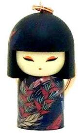 kimmidoll(キミドール)【キーホルダー】SUMINA(スミナ)(TGKK178)こけし人形/フィギュア/かわいい/おしゃれ/輸入雑貨/オーストラリア生まれ