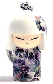 kimmidoll(キミドール)【キーホルダー】SATOE(サトエ)(TGKK185)こけし人形/フィギュア/かわいい/おしゃれ/輸入雑貨/オーストラリア生まれ