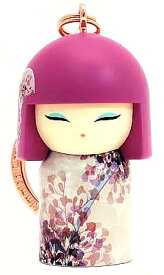 kimmidoll(キミドール)【キーホルダー】MAKOTO(マコト)(TGKK207)こけし人形/フィギュア/かわいい/おしゃれ/輸入雑貨/オーストラリア生まれ