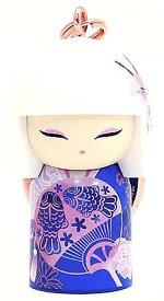 kimmidoll(キミドール)【キーホルダー】EIKA(エイカ)(TGKK214)こけし人形/フィギュア/かわいい/おしゃれ/輸入雑貨/オーストラリア生まれ