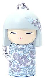 kimmidoll(キミドール)【キーホルダー】HANAE(ハナエ)(TGKK235)こけし人形/フィギュア/かわいい/おしゃれ/輸入雑貨/オーストラリア生まれ