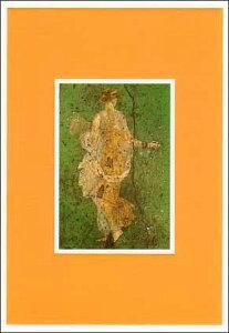 ポストカード 【アート】 アンティーク「春」【150×105mm】(CN058)