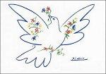 ポストカード【アート】ピカソ「若者を祝う鳩」(VD5272)