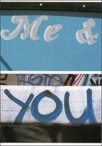 ポストカード 【カラー写真】「Me & you」