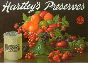 ポストカード 【イラスト】 ロバートオーピー/シングストゥイートシリーズ「ハートリーのジャム」