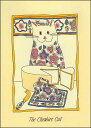 ポストカード 【イラスト】 レイチェル・グリーン「チェシャ猫」(PO714)