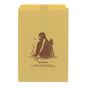 絵封筒/フリーパック【10枚入り】ワカマツカオリ(135×210mm/かわいい/おしゃれ/女の子/ガール/収納/文房具/ステ-ショナリー)(WP-02)