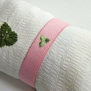 ◆オリジナルブランドつゆくさ◆つゆくさモチーフ刺繍入り帯枕専用ベルト