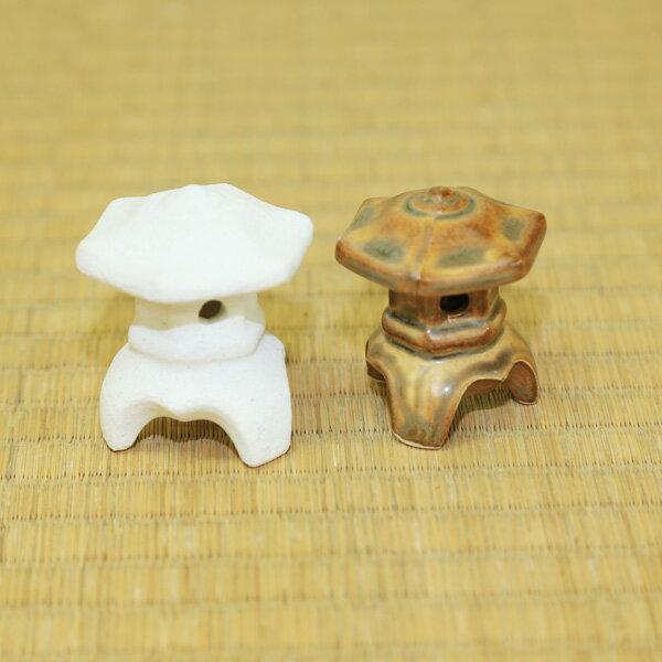 添景:灯篭 小 8851 茶(いらぼ灯籠)or白(砂灯籠)