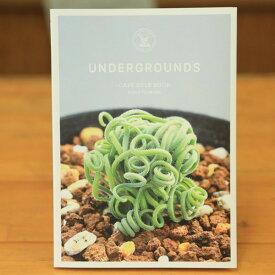 本:UNDER GROUNDS -CAPE BULB BOOK-