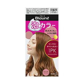 ブローネ 泡カラー 1PK:ピンキッシュブラウン