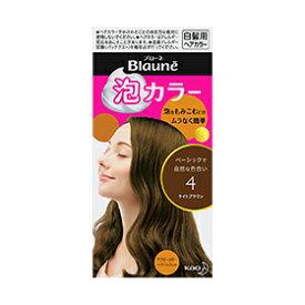 ブローネ 泡カラー 4:ライトブラウン