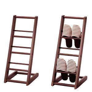 木製スリッパラックRG-fukud-1402<省スペーススリムルームシューズエントランススリッパスタンドシューズボックス靴箱下駄箱シューズラックスリッパ置き>