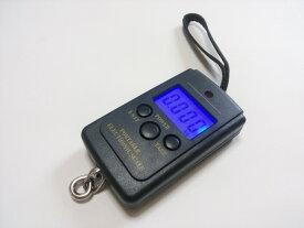 デジタルスケール 釣り 重さを測る コンパクトサイズ kg g oz lb キログラム グラム オンス ポンド ルアーフィッシング シーバス ブラックバス