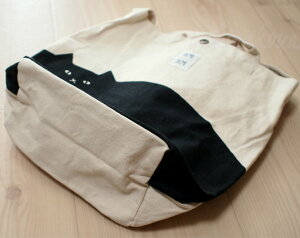 猫のバッグスナップ付き2WAYトートバッグ黒猫【ドゥミキャット】(ショルダーバッグ)(フレンズヒル猫雑貨猫グッズネコ雑貨ねこ柄キャット)