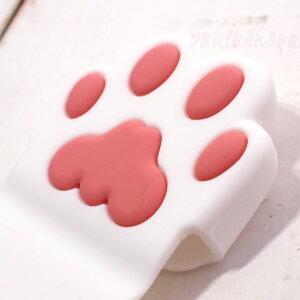 鍋つかみ(にゃべつかみ)猫の手肉球(シリコン・マグネット付き)【大西賢製販】(キッチンミトン指先タイプ猫雑貨猫グッズネコ雑貨ねこ柄キャット)