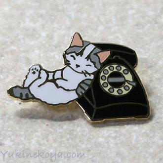 potaringukyatto★貓大頭針電話(貓雜貨貓雜貨貓雜貨貓商品貓商品貓商品猫)