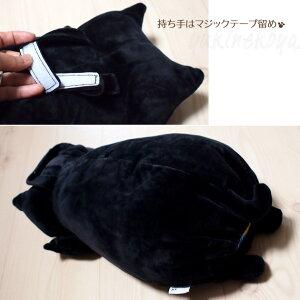 【猫ぬいぐるみ型ティッシュボックスカバー】ネコマンジュウモチモチイタズラ(ティッシュボックスケース猫雑貨ネコグッズねこキャット)