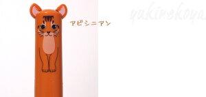 【猫のボールペン】サカモトmimiペン猫シリーズ(2色ボールペン)(黒・赤インク猫雑貨ねこ雑貨ネコ雑貨猫グッズねこグッズネコグッズキャット)EC