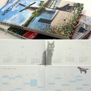 【2020年・スケジュール帳】ヨーロッパを旅してしまった猫と12ヶ月黒猫ノロB6写真集みたいなハードカバースケジュール帳(ウィークリー)(手帳ダイアリーグリーティングライフ猫雑貨猫グッズネコ雑貨ねこ柄キャット)